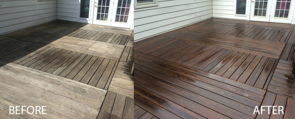 EcoPro Deck Restoration
