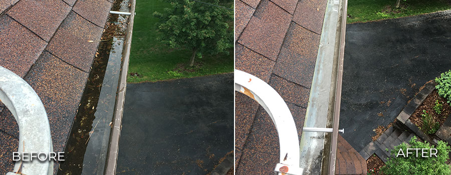 EcoPro Gutter Cleaning